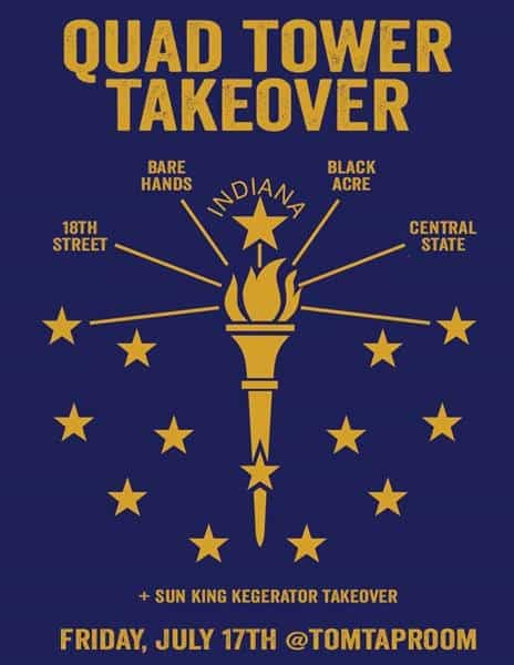 Tomlinson Taproom Takeover