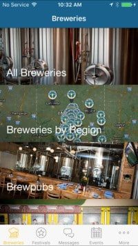 Drink Indiana Beer app
