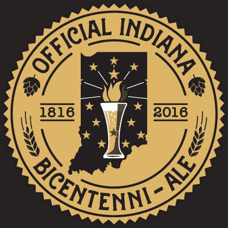 Indiana Bicentenni-Ale logo