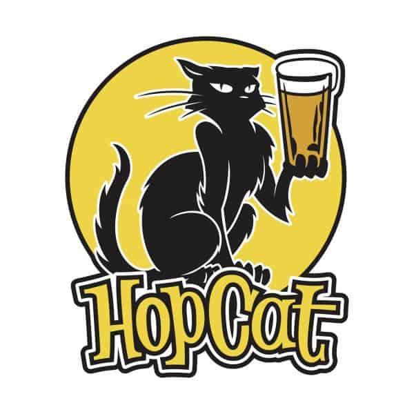 HopCat logo