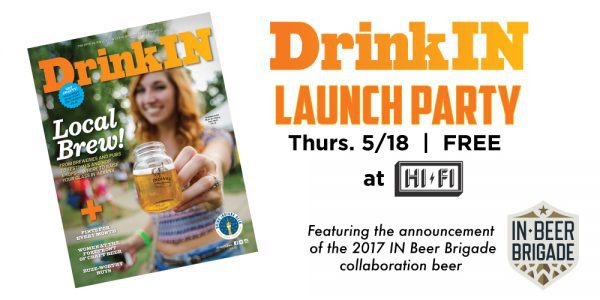 DrinkIN magazine launch party