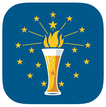 Drink Indiana Beer App Icon