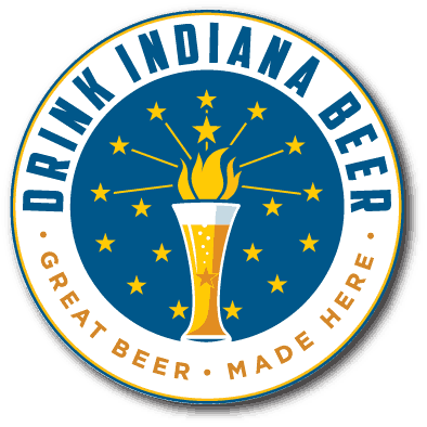 Drink Indiana Beer Logo