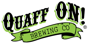 Quaff ON! logo