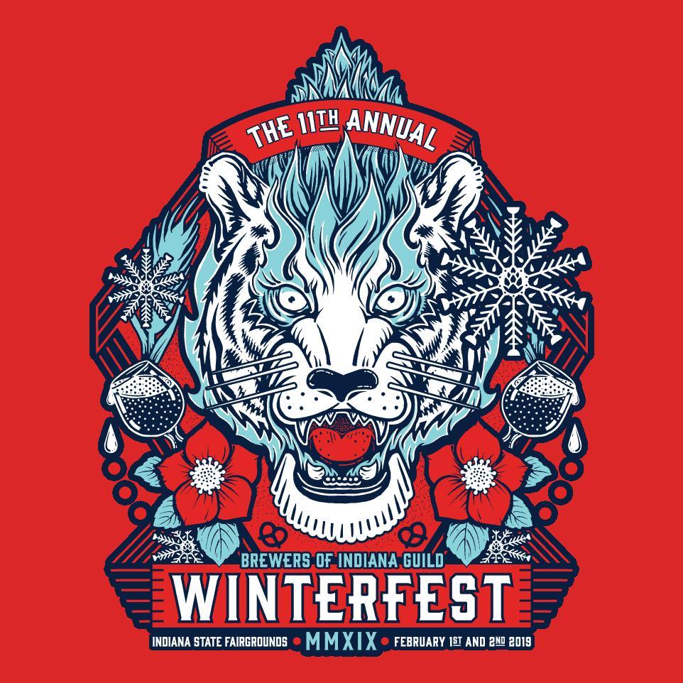 Winterfest 2019 logo